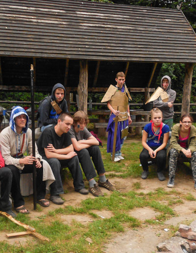 oazowa gra terenowa druidzi 2013