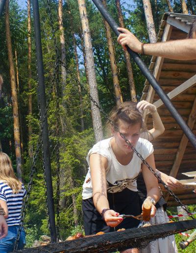 oazowa gra terenowa galeria zdjec wikingowie