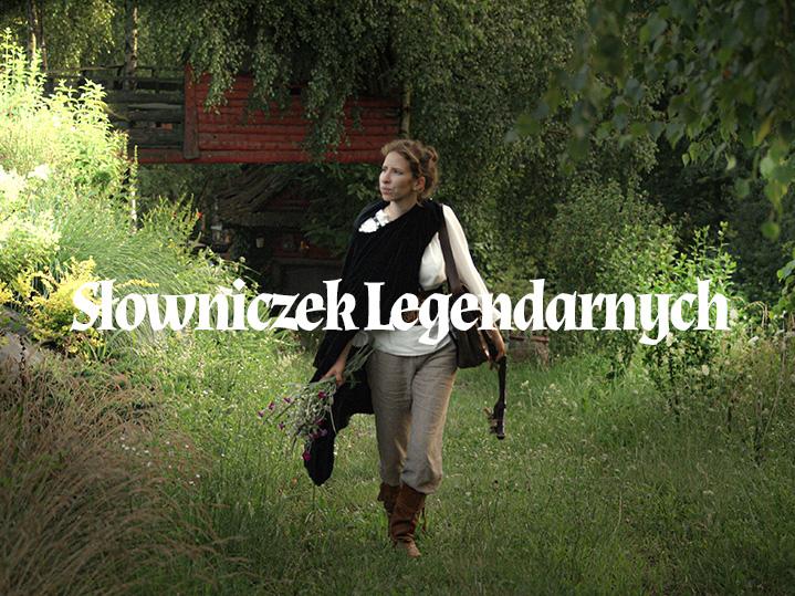 Słowniczek Legendarnych